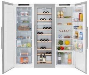Hoe lang gaat een amerikaanse koelkast mee