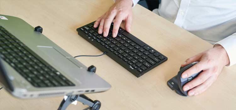 thuiswerken-laptop-extra-toetsenbord-los-keyboard