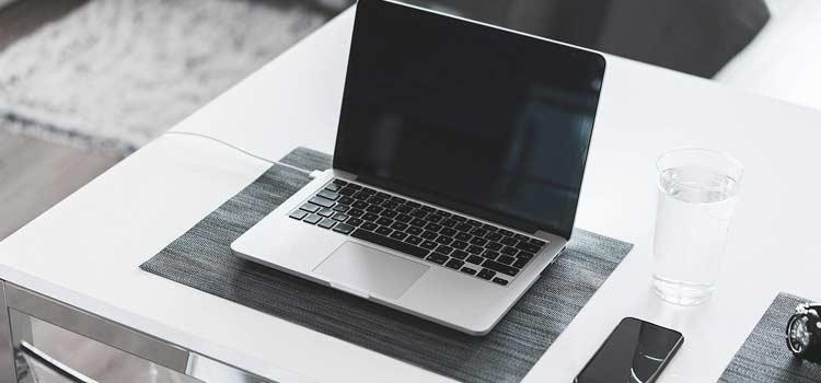 thuiswerken-laptop